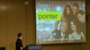 How I met your pointer