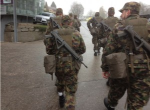 Swiss Army 2013
