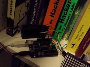 Arduino DOT Matrix